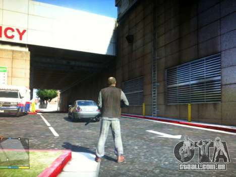 Como chegar ao helicóptero de GTA 5