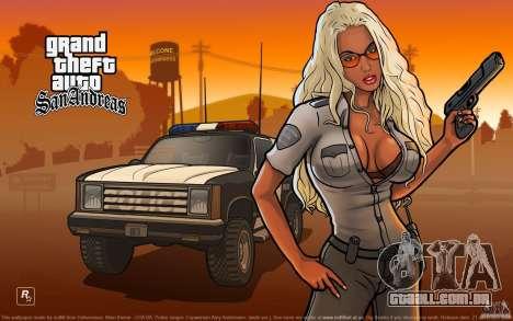"Junto ""dose"" GTA San Andreas segredos"
