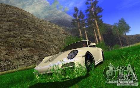 Melhoria nos gráficos do GTA San Andreas
