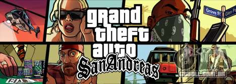 Códigos para o GTA San Andreas