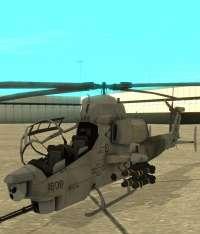 GTA San Andreas moda de helicópteros com a instalação automática download grátis