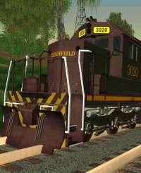 GTA San Andreas mod do trem com a instalação automática download grátis