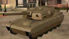 o Código de um tanque Rhino do GTA San Andreas