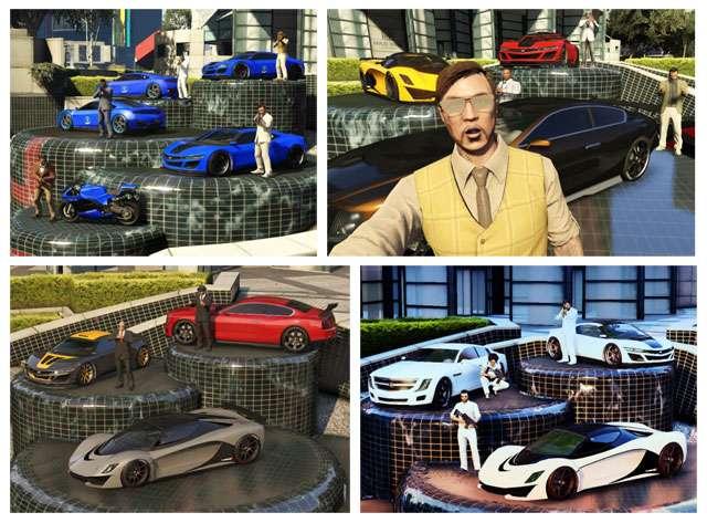 Comandos do GTA Online: uma visão geral conquistas