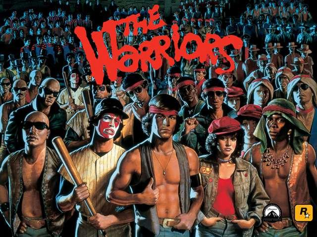 as raízes Históricas de cenas GTA Online: 35-aniversário de «The Warriors original de 1979»