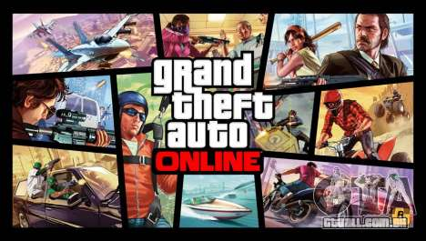 o Conjunto de comandos do GTA Online: atualização do 7.05.14