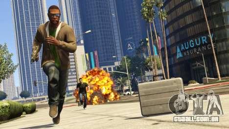 a Criação de missões de GTA Online: dicas de redação Rockstar