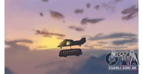 Atualização de fan-art de GTA 5