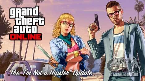 Atualização GTA Online: versão 1.14