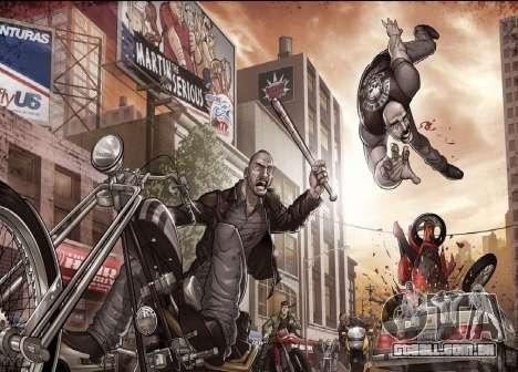 GTA: uma coleção de imagens divertidas
