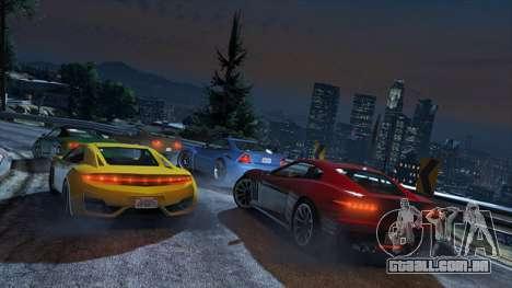 Missões de GTA Online: atualização do 26.06.14