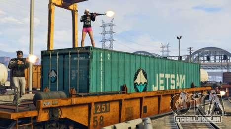 Missões de GTA Online: atualização do 27.08.14