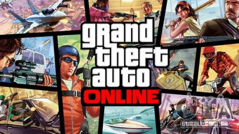 GTA revisão On-line