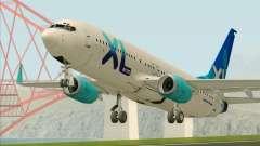 Boeing 737-800 XL Airways para GTA San Andreas