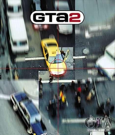14 anos do lançamento de GTA 2 para Game Boy Color na Europa
