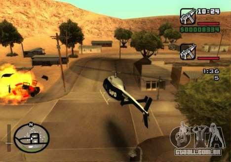 Lançamentos no Japão: GTA SA de PS2