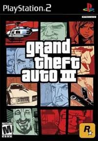 GTA 3 truques para PlayStation 2