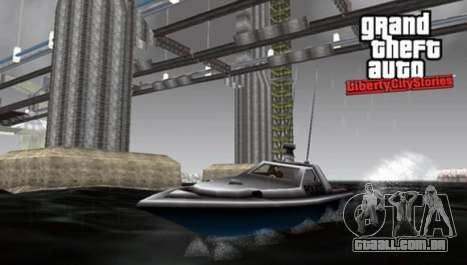 o lançamento Europeu do GTA LCS para PS3(PSN)