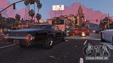 Screenshots do jogo GTA 5 para PC