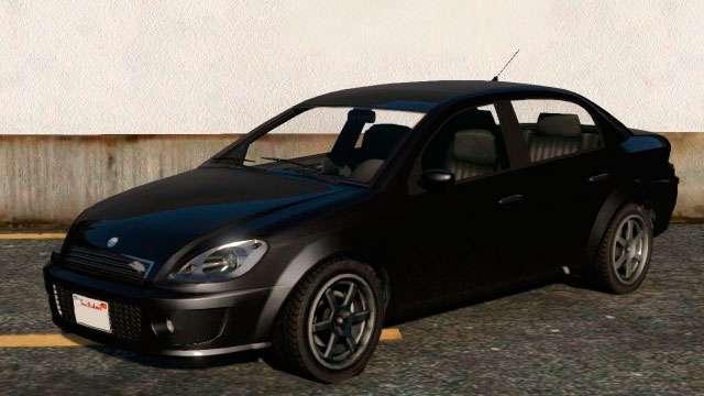 DeClasse Premier de GTA 5