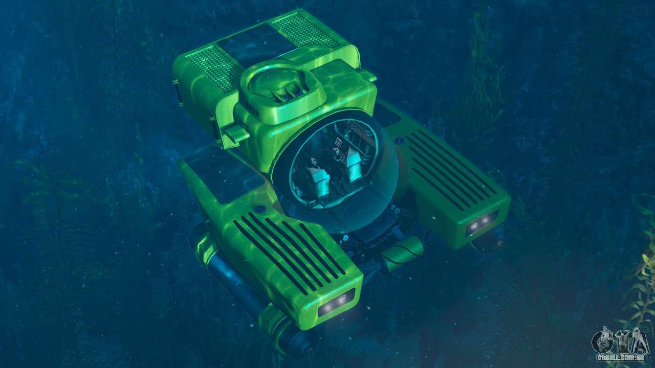 Kraken do GTA 5