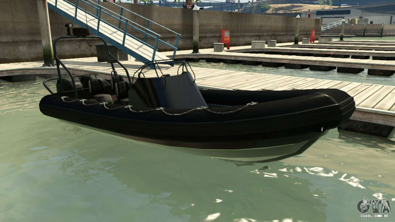 Nagasaki Dinghy de GTA 5