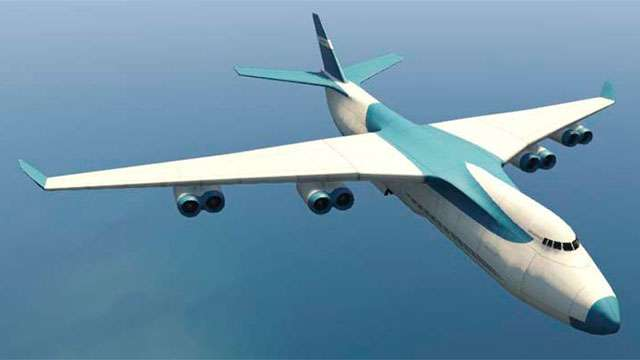 Cargo Plane de GTA 5