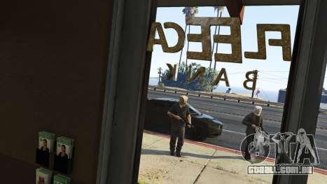 Fleeca Job em GTA online
