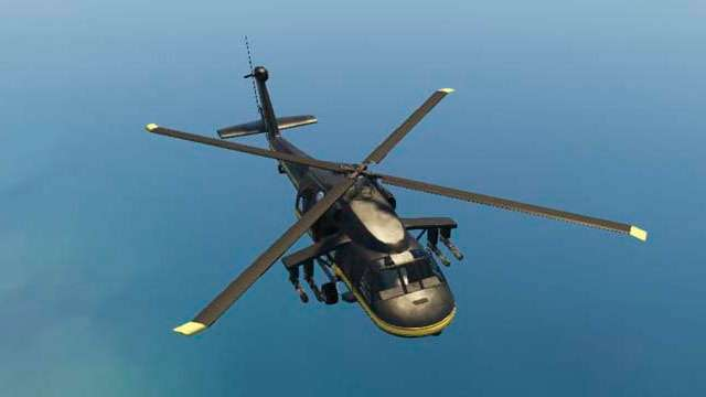 Western Annihilator do GTA 5