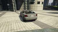 Bollokan Pradera GTA 5 - vista posterior