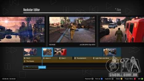 Rockstar Atualização do Editor