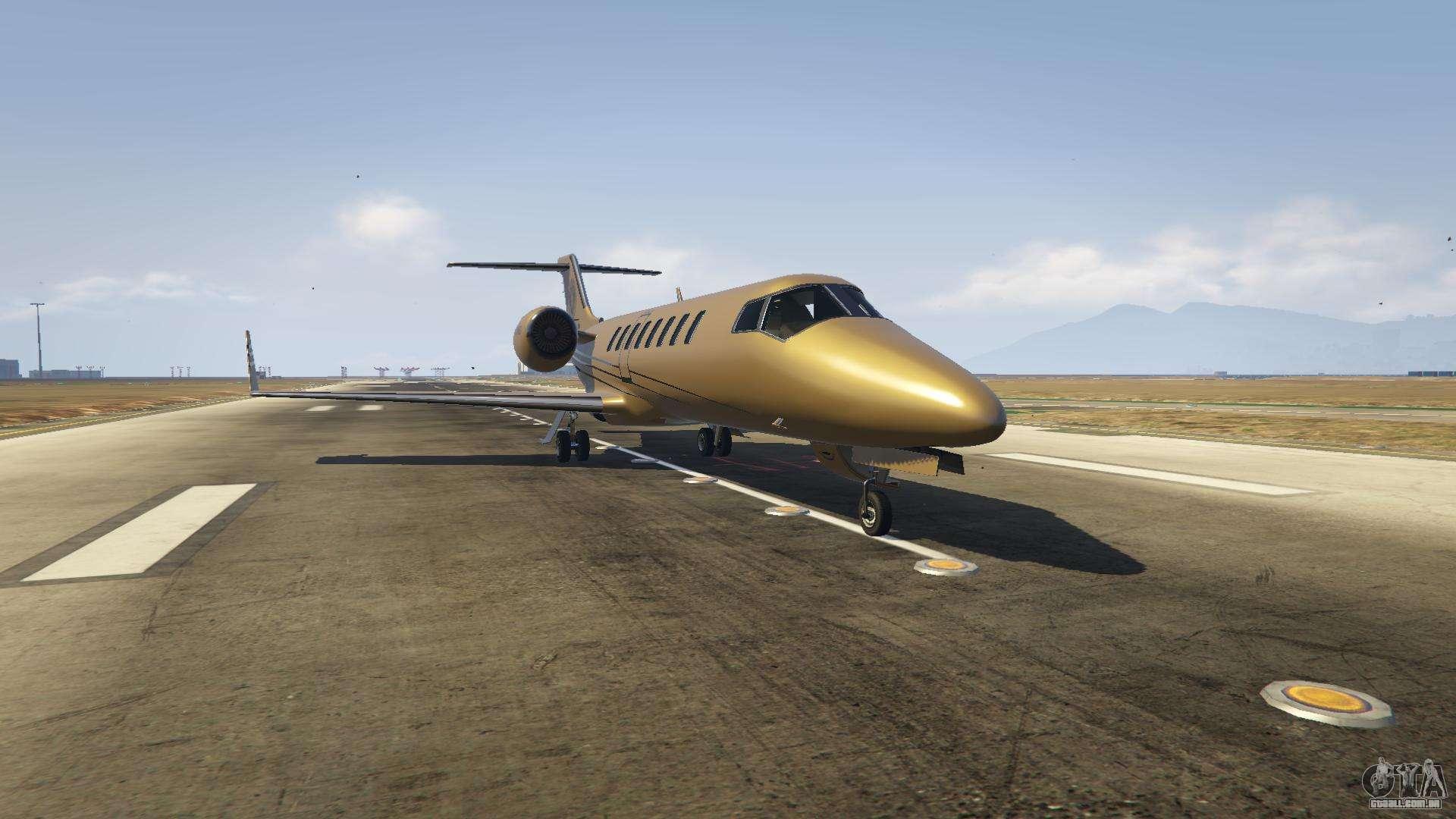 Buckingham Luxor Deluxe da GTA 5