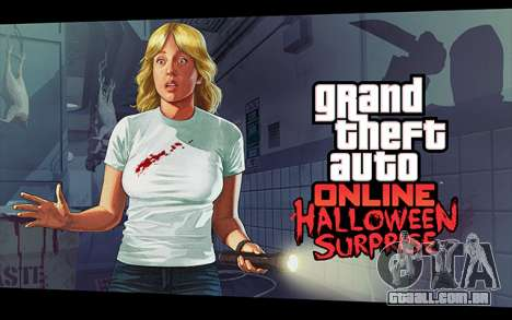 GTA Online: Halloween Surpresa