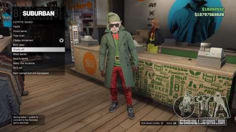 Férias de vestidos em GTA Online