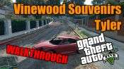 GTA 5 Walkthrough - Vinewood tienda de Regalos - Tyler