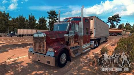 Mods para o American Truck Simulator