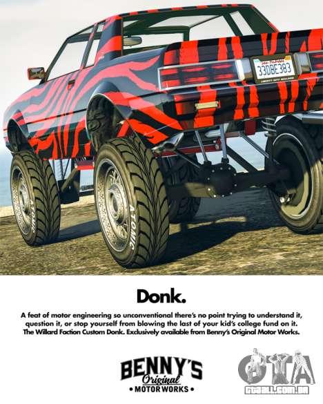 Faction Custom Donk