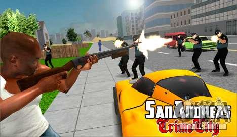 San Andreas Crime City