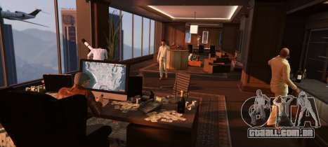 Novo evento semana em GTA Online