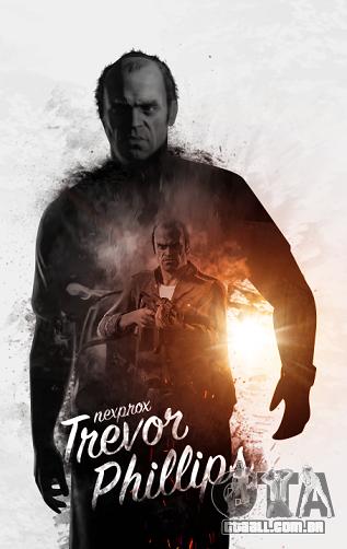 Trevor Philips da Maxim Lisovki