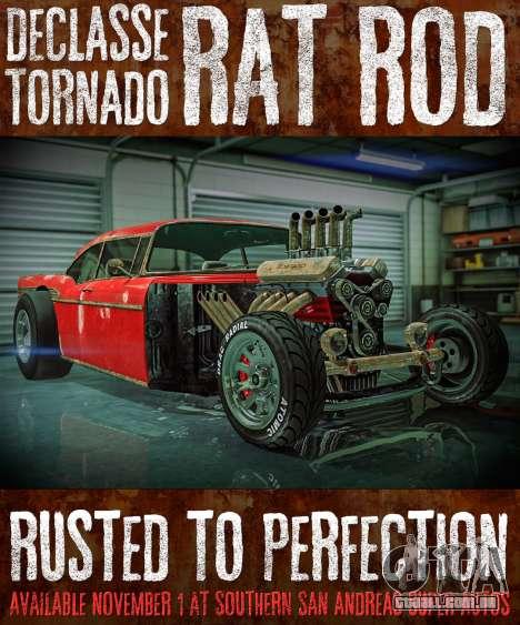neue coche Rat Rod pt GTA Online