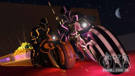Um novo modo de prazo, moto Shotaro, além de bônus especiais em GTA Online