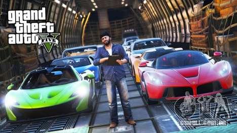 Raros veículos de GTA 5