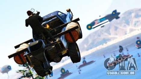 Pagamentos duplos em modo de Corrida, com alvos no GTA Online
