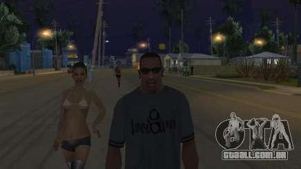 Sexo no GTA San Andreas