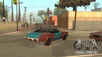 Le Jogabilidade do GTA: San Andreas