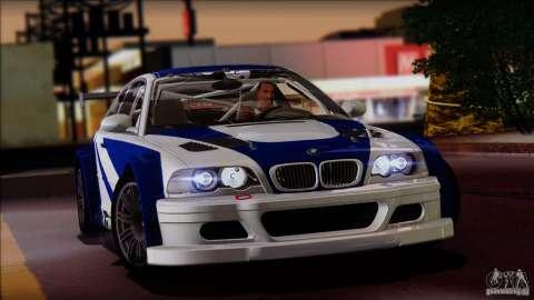 Exclusivo: BMW M3 GTR E46
