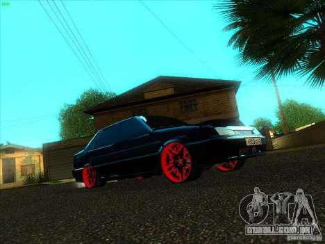 VAZ 2115 diabo Tuning para GTA San Andreas