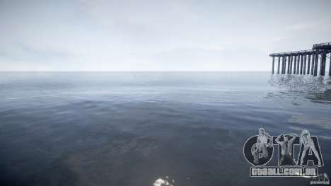 Water Effect Better Reflection para GTA 4 terceira tela