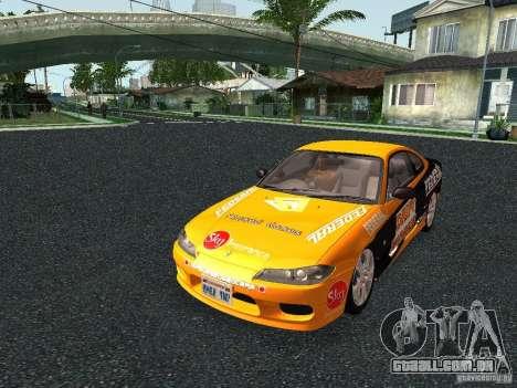 Nissan Silvia S15 Tunable para GTA San Andreas